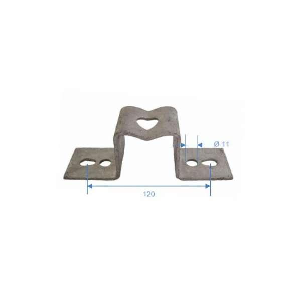 Fibre optique, Accessoires, Accessoires de fixation de câbles, Bracket