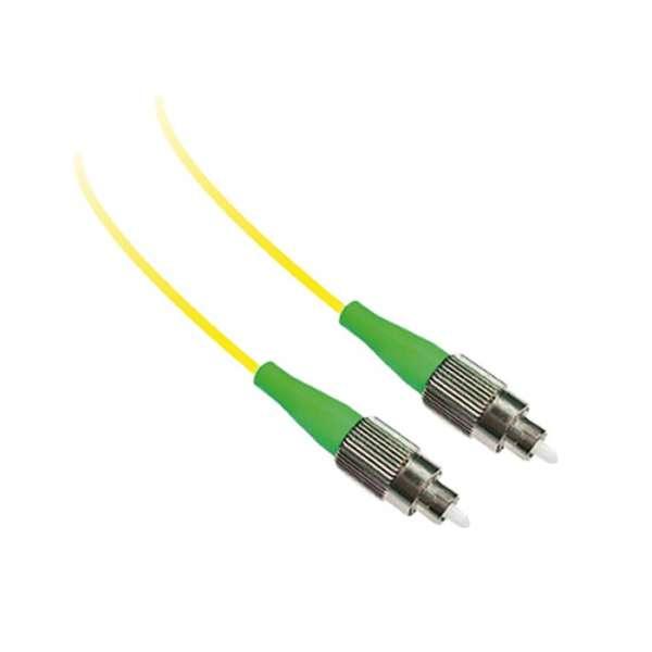 Fibre optique, Connectiques brassage, Pigtails monomodes, Pigtail 9/125 semi-libre FC-APC