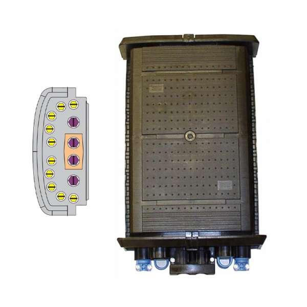 Fibre optique, BPE CORNING, BPE-O T2, BPE-O EVOL - T2 - EDP