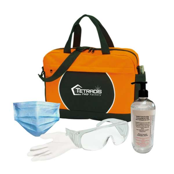 Outillage - EPI, Équipement Protection Individuelle, Équipement Protection Individuelle, Protect'kit