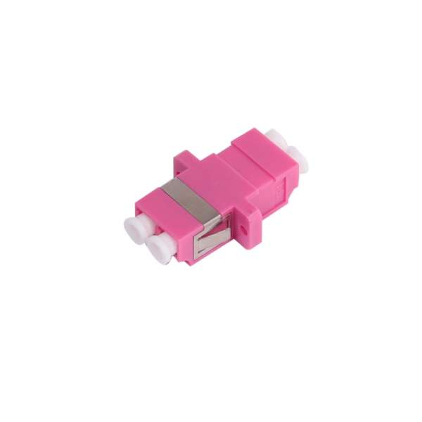 Fibre optique, Connectiques brassage, Raccords optiques multimodes, Raccord multimode duplex LC/LC