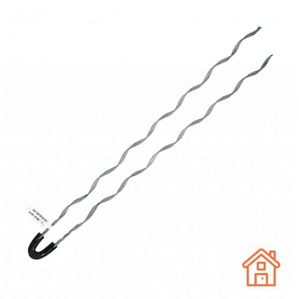 Fibre optique, Accessoires, Accessoires de fixation de câbles, Ancrages spiralés câbles ADSS ronds