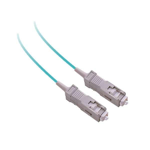 Fibre optique, Connectiques brassage, Pigtails multimodes, Pigtail 50/125 OM3 semi-libre SC