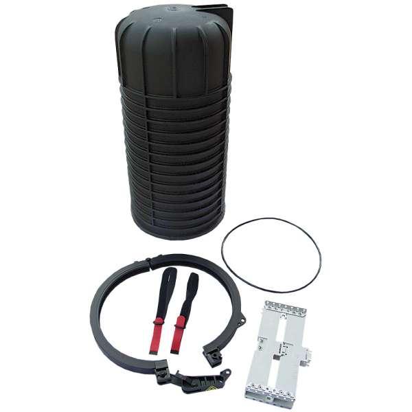 Fibre optique, BPE COMMSCOPE, Accessoires, Kit réhausse pour GCO2