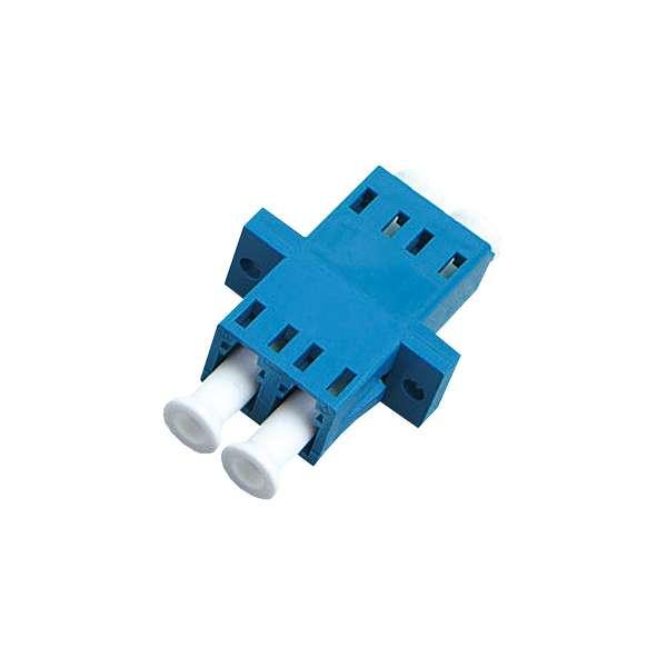 Fibre optique, Connectiques brassage, Raccords optiques monomodes, Raccord monomode duplex LC-PC/LC-PC