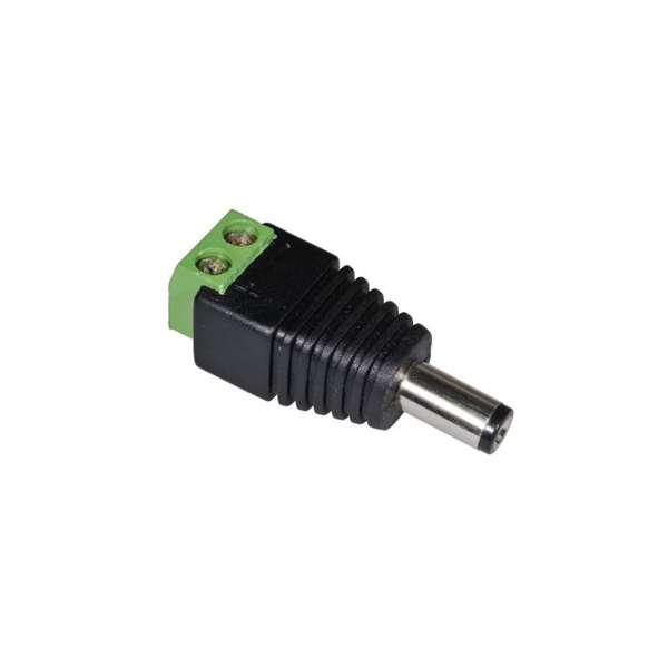 Cuivre, Connectique brassage, Connecteurs cuivre télécom, Connecteur DC 5.5/2.1
