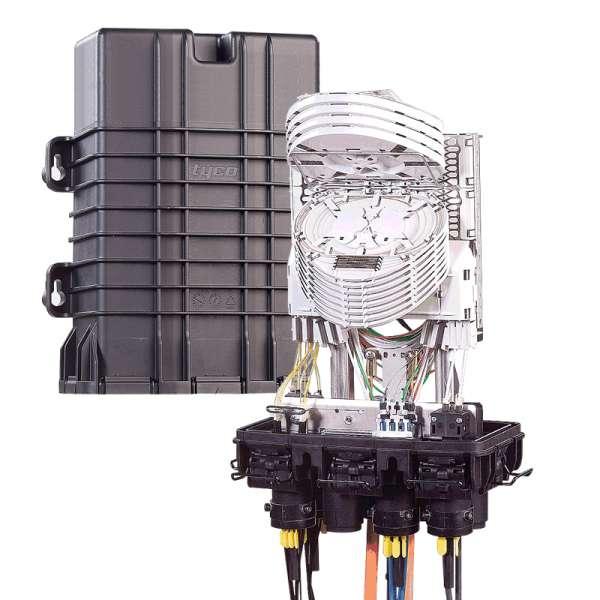Fibre optique, BPE COMMSCOPE, FIST GCO2 Fxx, FLAT FIST GCO2 version FD