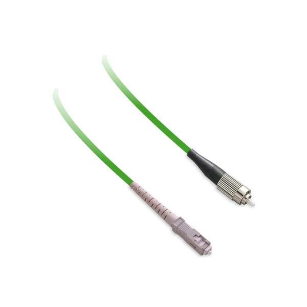 Fibre optique, Connectiques brassage, Jarretières multimodes, Jarretière 50/125 OM2 simplex SC/FC