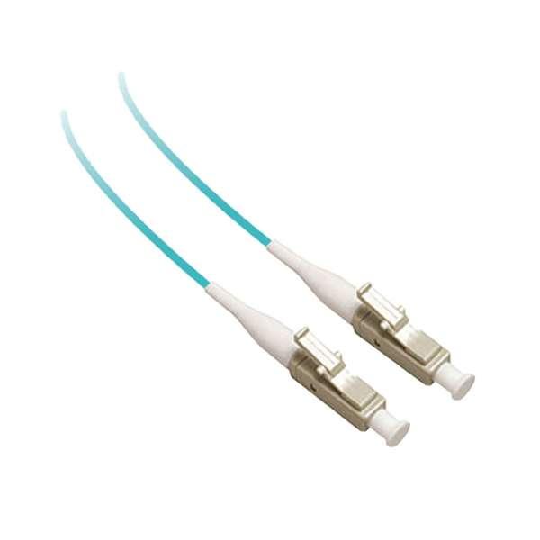 Fibre optique, Connectiques brassage, Pigtails multimodes, Pigtail 50/125 OM3 semi-libre LC