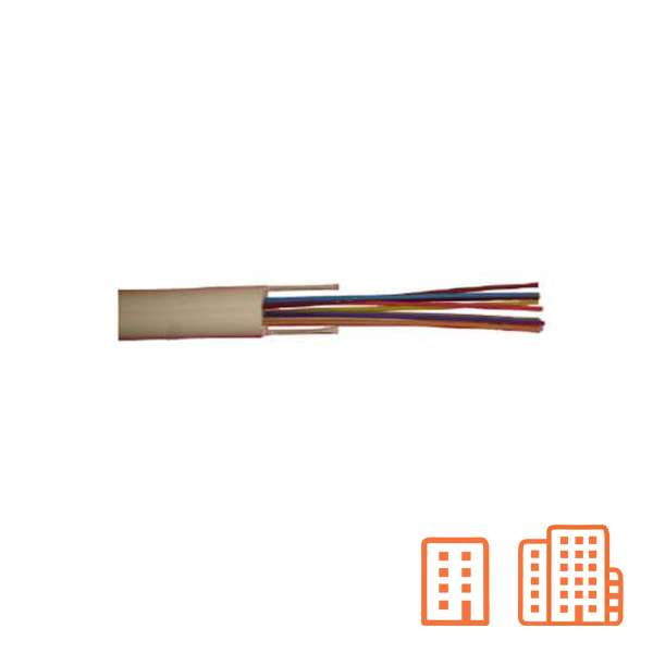 Fibre optique, Câblages, Réseaux optiques ftth, Câble µgaine lszh