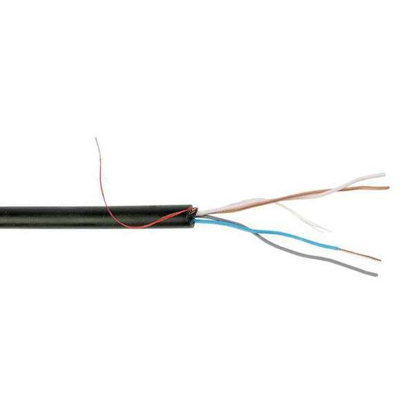 Cuivre, Câblages, Réseaux cuivre téléphonie publique extérieure, Câble série 92
