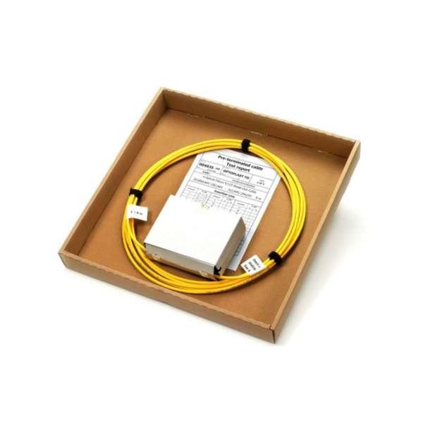 Fibre optique, Connectique brassage, Câbles préco. monomodes, Câble break-out 9/125 - SC-APC