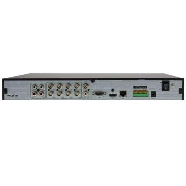 Sécurité, Vidéoprotection, Enregistreurs numériques, NVR Eneo 8 voies xIP