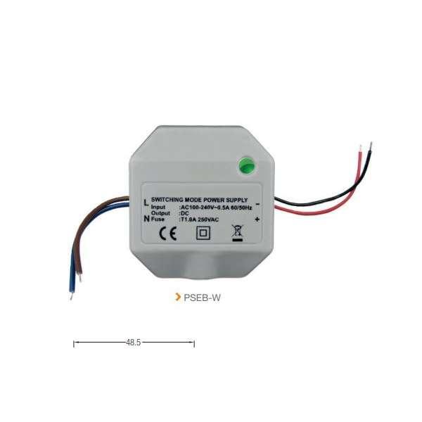 Matériels actifs, Protections équipements électriques, Autres produits électriques, Alimentation miniature 100 - 240V