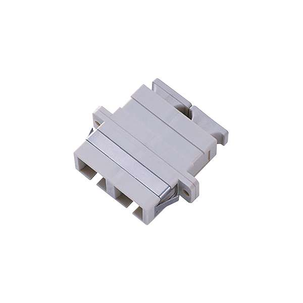 Fibre optique, Connectiques brassage, Raccords optiques multimodes, Raccord multimode duplex SC/SC
