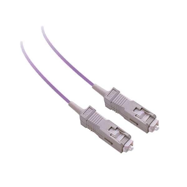 Fibre optique, Connectiques brassage, Pigtails multimodes, Pigtail 50/125 OM4 semi-libre SC