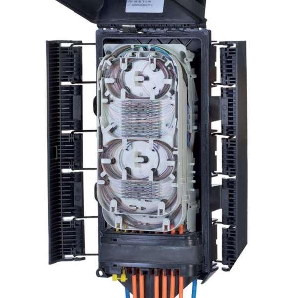 Fibre optique, BPE COMMSCOPE, OFDC, OFDC à connecteurs 72 fusions