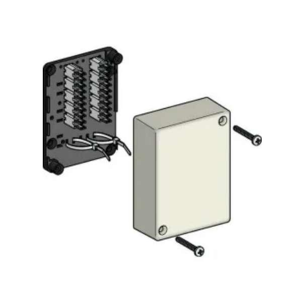 Cuivre, Boîtiers modules, Modules de raccordement cuivre, Coffret bcad