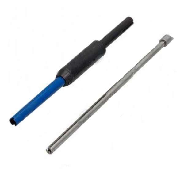 OUTILLAGES, Outillages cuivre, Autres outils, Broche+guide pour wraper/déwraper