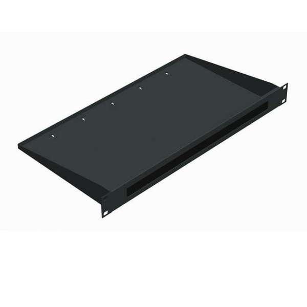 Cuivre, Solutions VDI RJ45, Accessoires RJ45, Plateau rackable passe-câble à balai 1U 19''