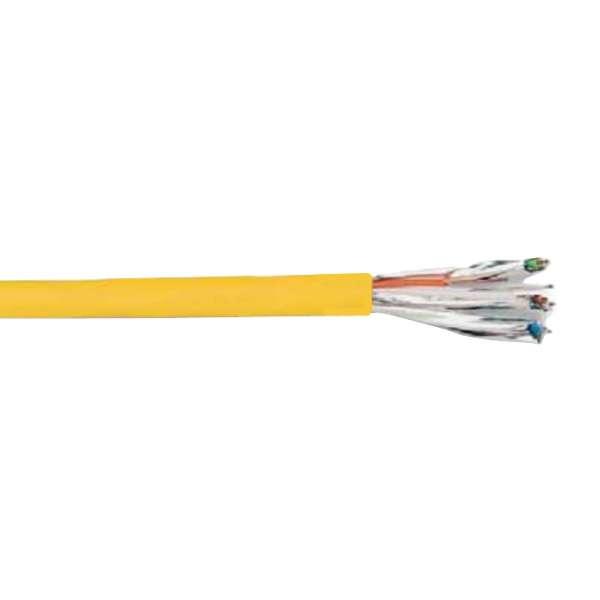 Cuivre, Câblages, Réseaux cuivre LAN, Câble U-FTP catégorie 6a