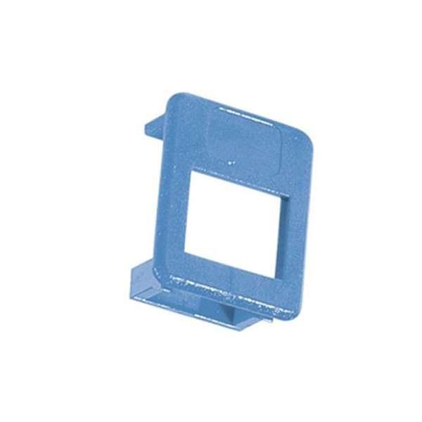 Cuivre, Solutions VDI RJ45, Accessoires RJ45, Insert d'identification pour platine RJ45 générique