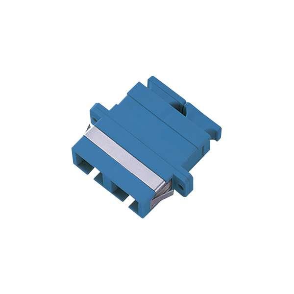Fibre optique, Connectiques brassage, Raccords optiques monomodes, Raccord monomode duplex SC-APC/SC-APC