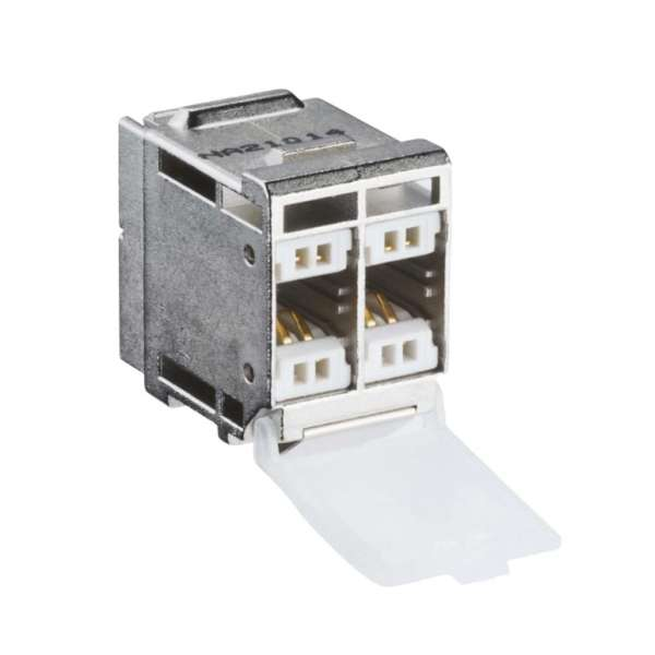 Cuivre, Solutions VDI RJ45, Accessoires RJ45, MegaLine Connect100 plastrons