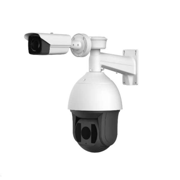 Sécurité, Vidéoprotection, Caméras, Caméra IP thermique PTZ et Bullet 2MP