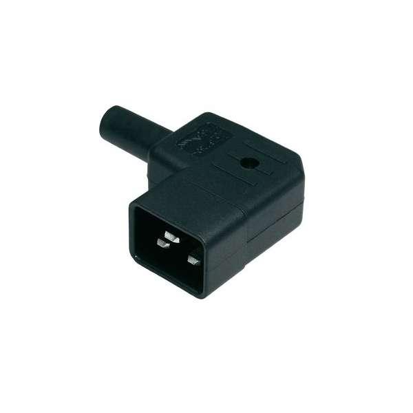 Matériels actifs, Protections équipements électriques, Autres produits électriques, Fiche électrique C20 mâle