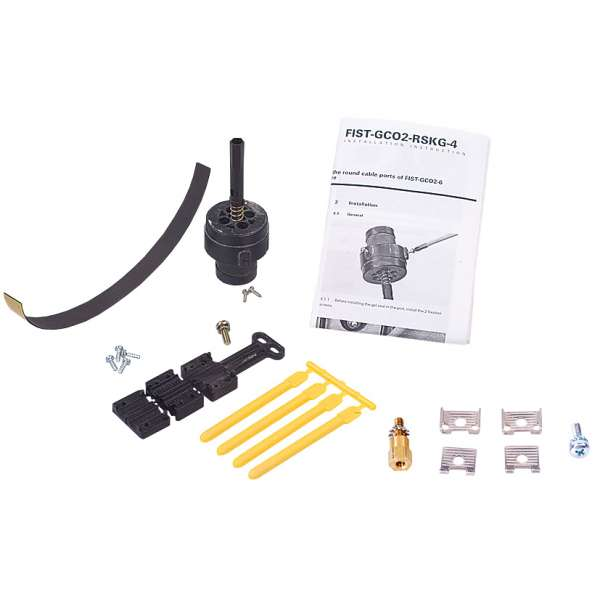 Fibre optique, BPE COMMSCOPE, Accessoires, Entrée/sortie de câble ronde à gel