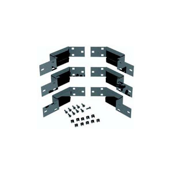 Baies Coffrets, Accessoires, Accessoires baie FIST GR3, Kit d'adaptation en angle pour kit central de gestion GR3