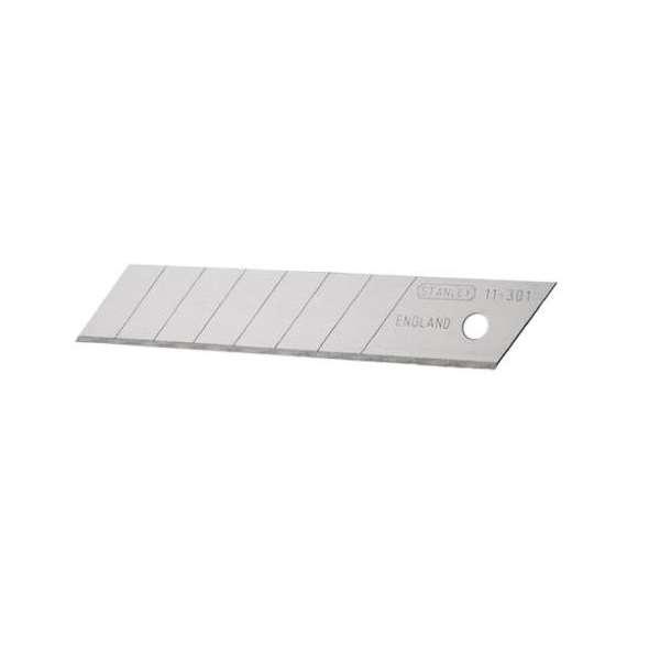 Outillage - EPI, Autres outillages, Outils de découpe, Etui de 10 lames STANLEY™  18 mm