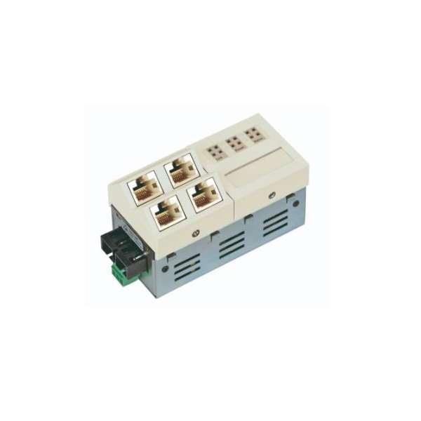 Matériels actifs, Actifs fibre optique, Solutions entreprise network BFOP, Micro-Switch 45x45