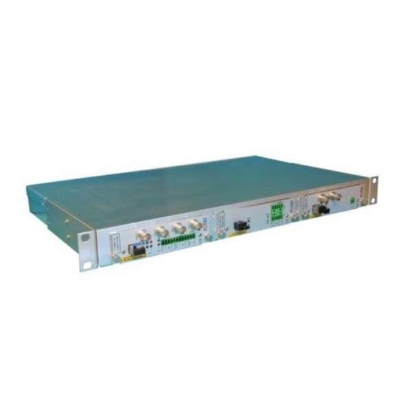 Matériels actifs, Actifs fibre optique, Solutions industrielles, Rack d'alimentation 1U 230VAC