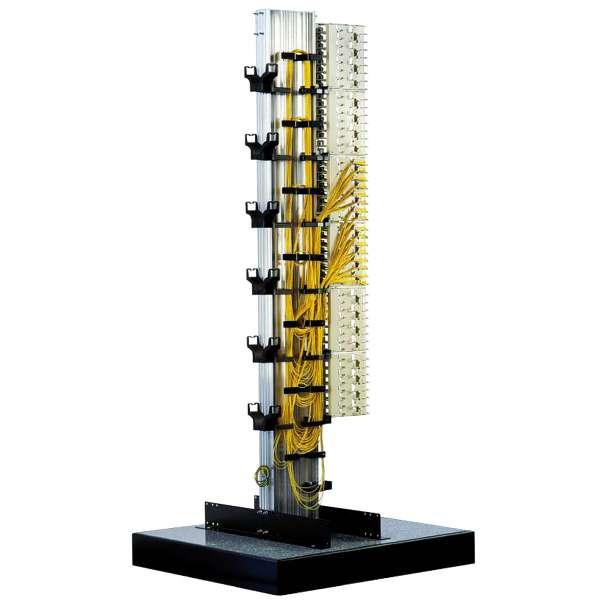 Fibre optique, Points de mutualisation, Répartiteurs optiques, Ferme de répartition RFO NG