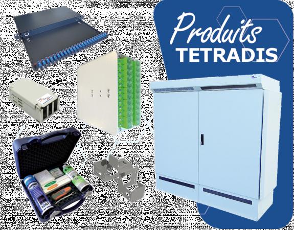 Produits TETRADIS THD Factory